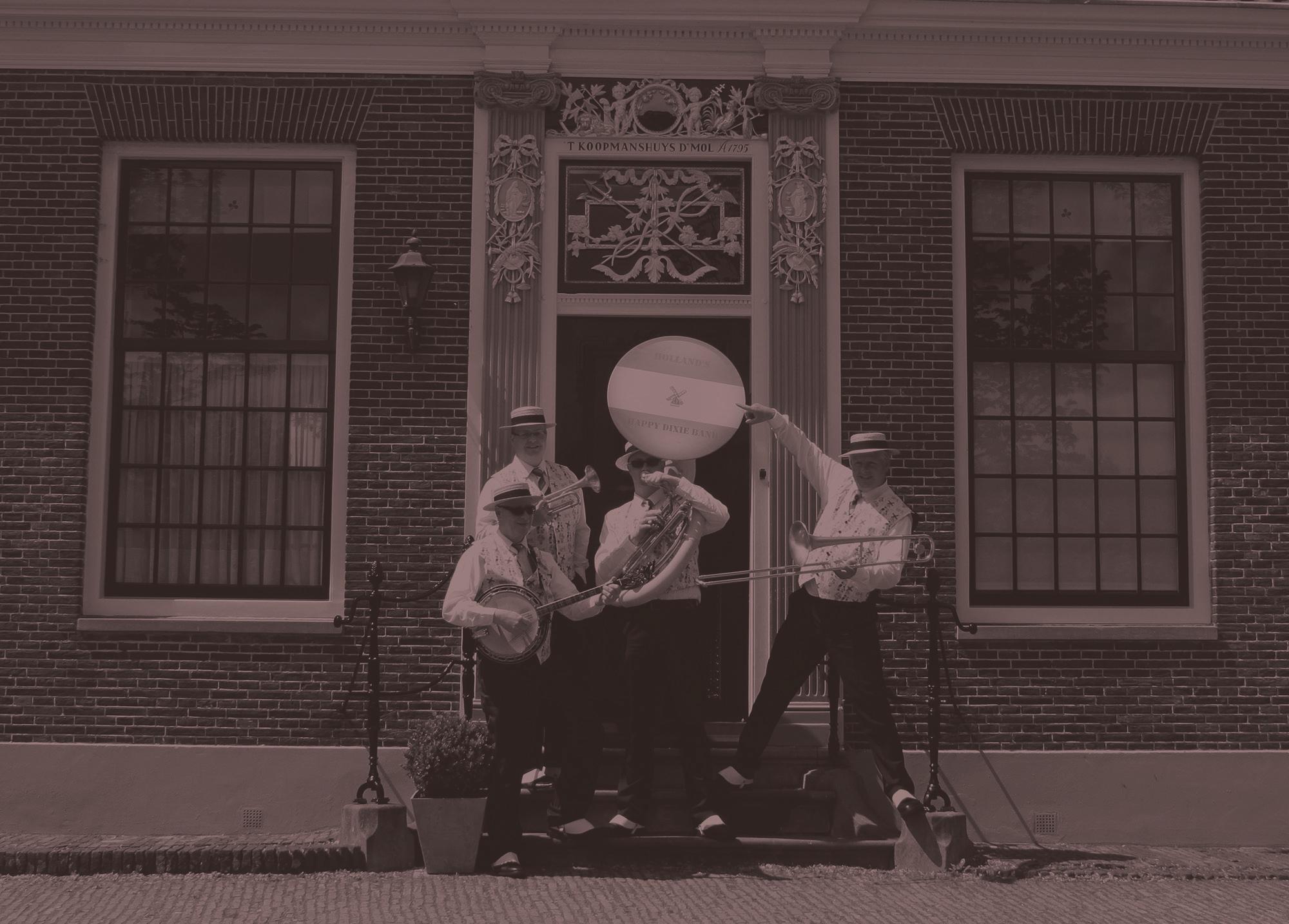 Swinging-dixie-band